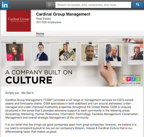 cardinal-group-management-linkedin-page