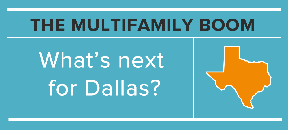multifamily development dallas