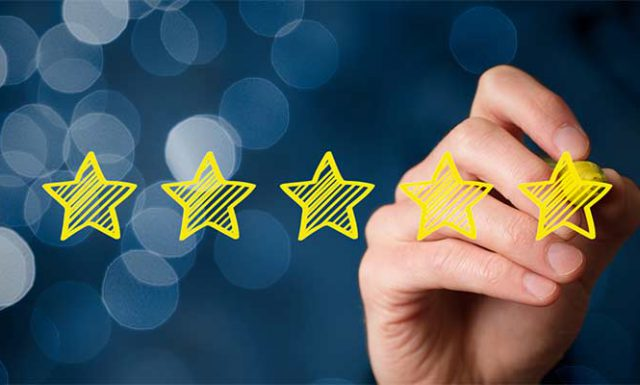 Featured blog image for How To Write A 5 Star Review