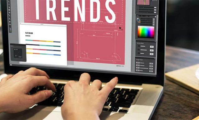 Featured blog image for 6 Web Design Trends for 2015