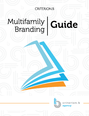Multifamily Branding Guide