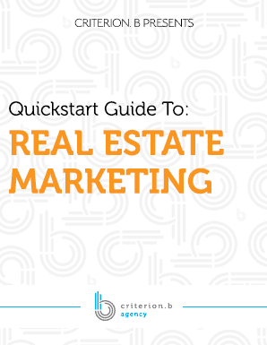 Quickstart Guide to Real Estate Marketing